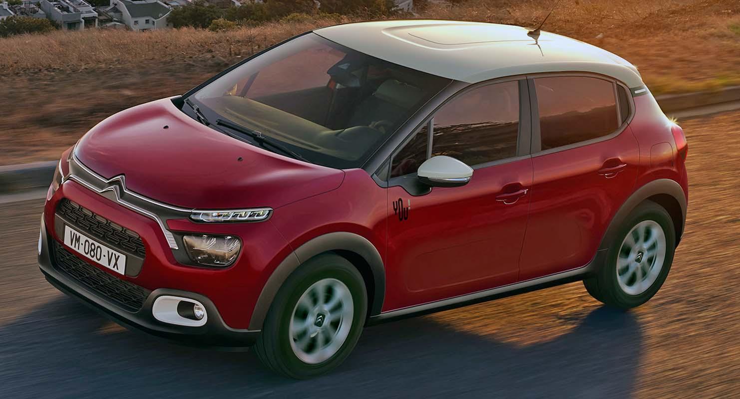 Citroën C3 – New Special Edition