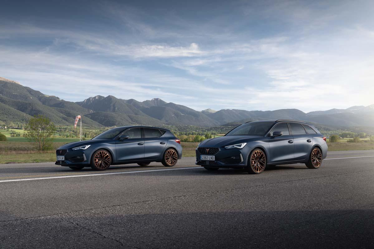 Cupra Leon Receives 5-Star Euro NCAP