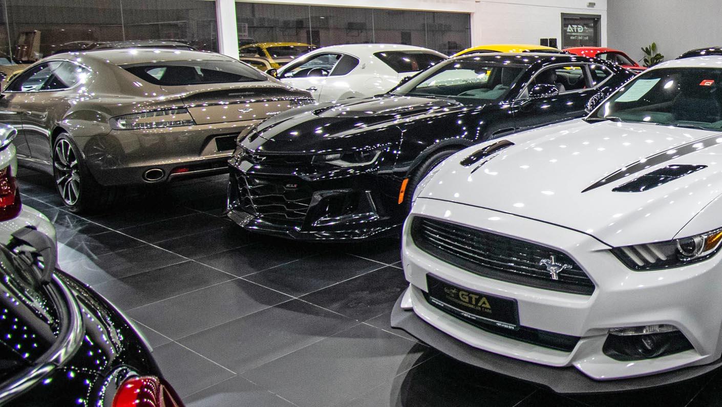 GTA Cars Launches its Third Showroom in Dubai