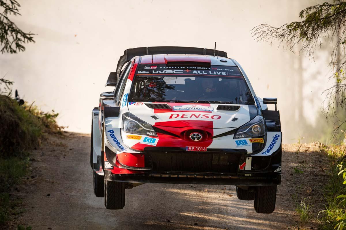 Rovanperä Makes History & Seals Maiden WRC Win In Estonia