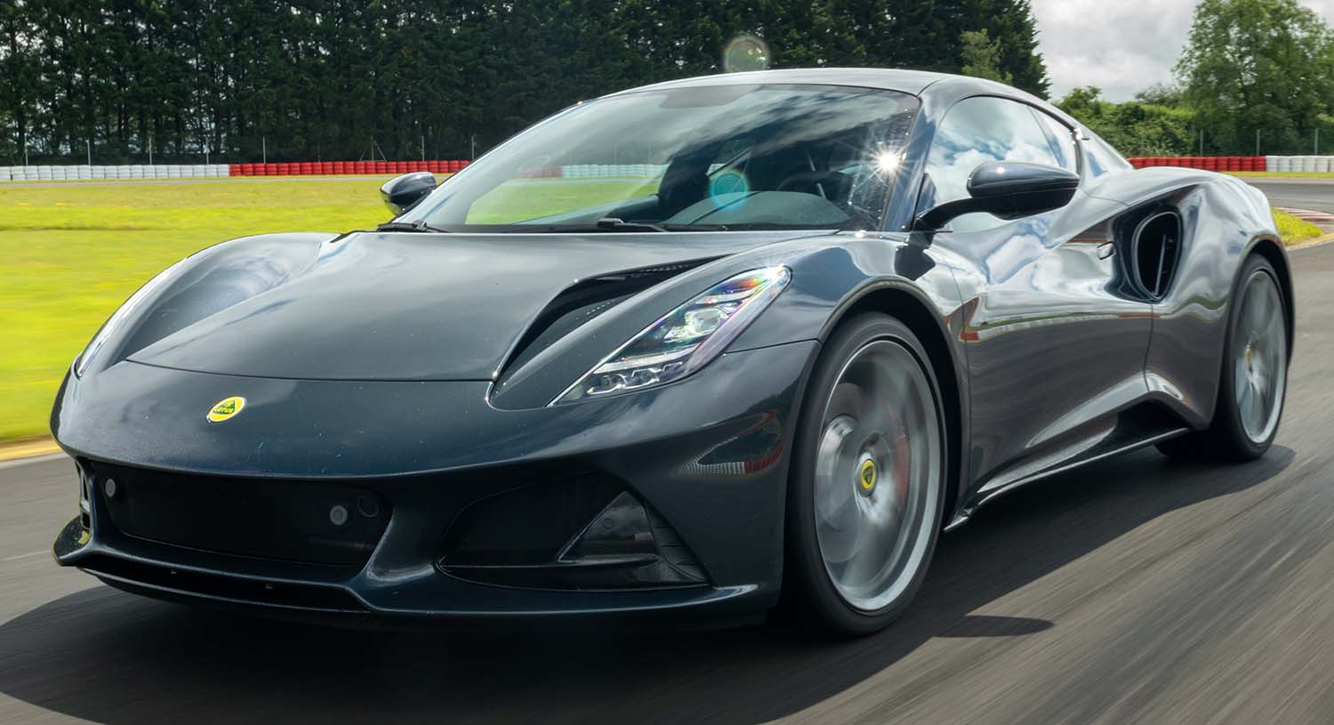 Lotus Emira To Dazzle With Dynamic Debut At This Weekend's Goodwood Festival Of Speed