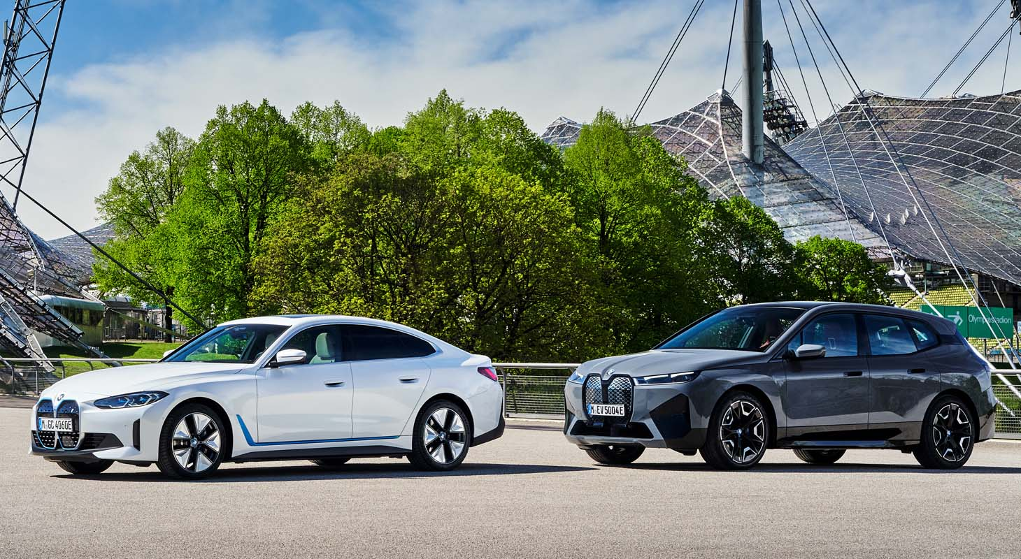 The BMW Group at the IAA MOBILITY 2021 Show