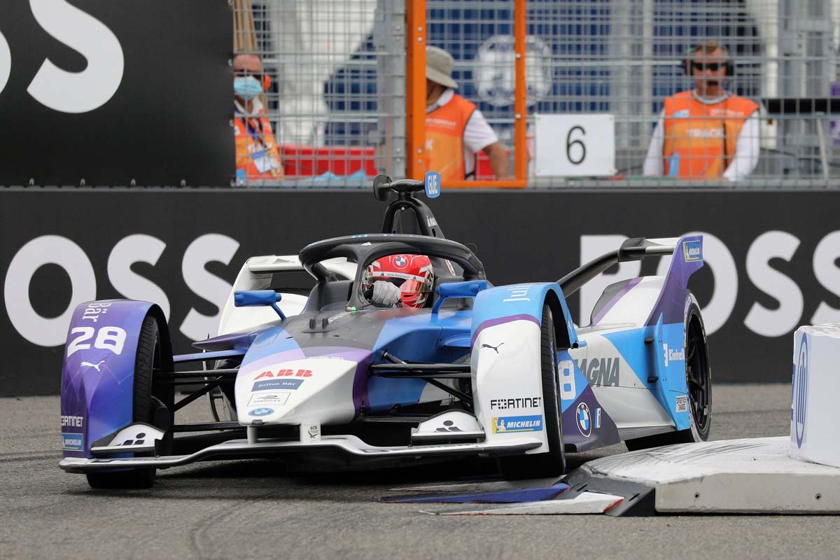 Formula E – First Win Of The Season For BMW In New York