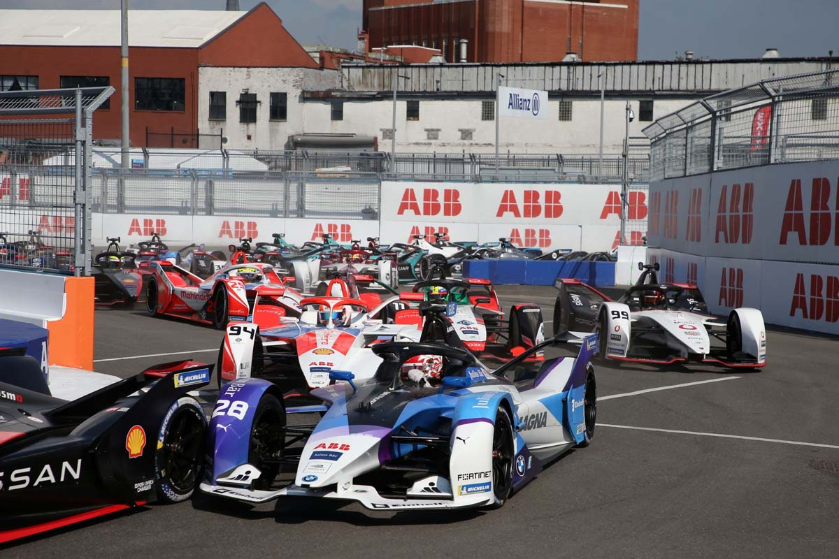 Formula E – Günther Defeats The Champions To Deliver BMW I Andretti Motorsport Home Soil Success