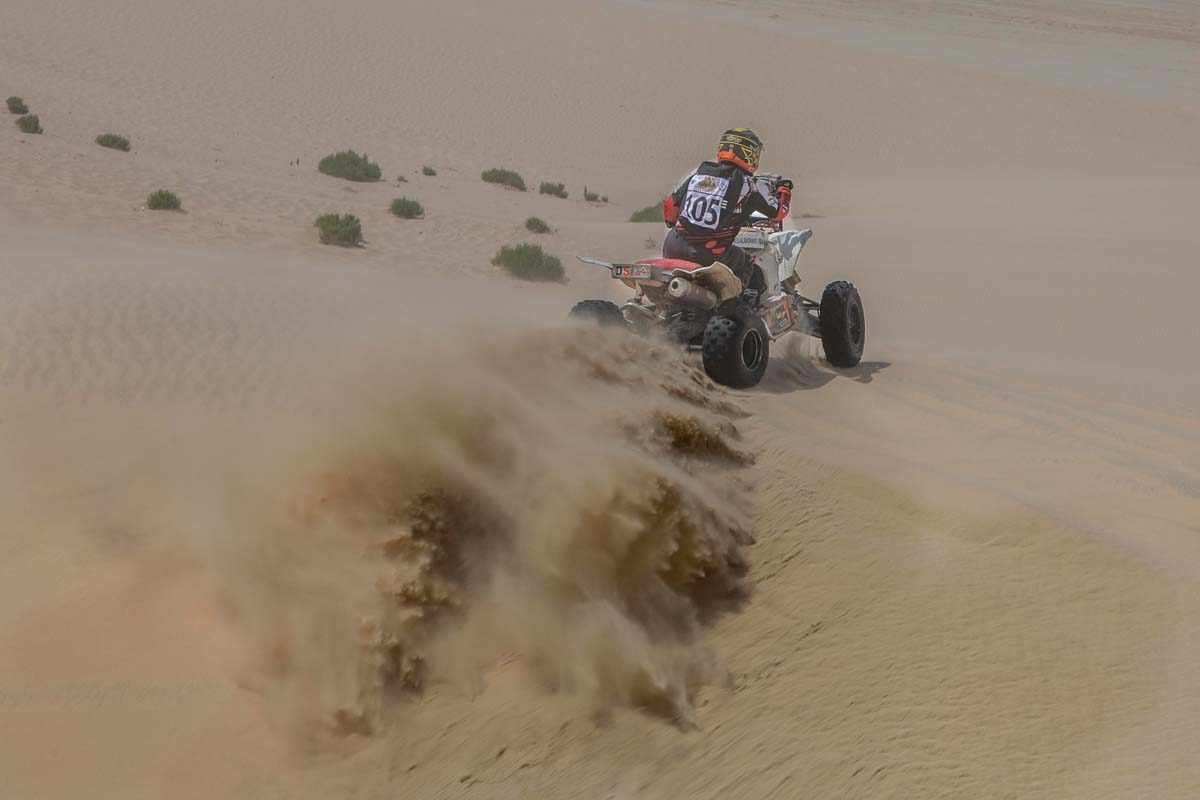 New September Date For Qatar's Round Of The Fim Bajas World Cup