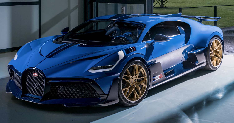 Bugatti Divo – Final Model Delivered To Customer In Europe