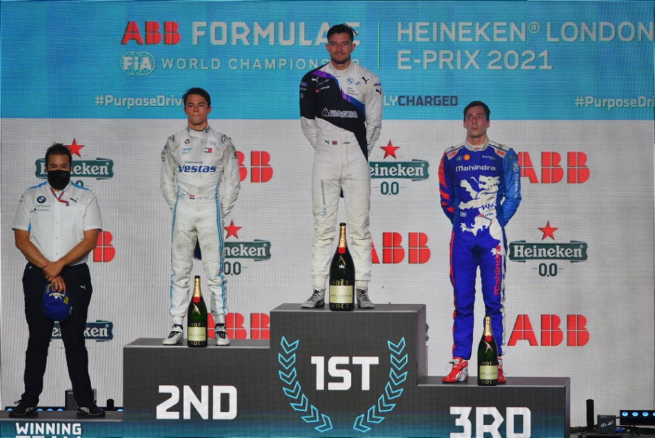 Formula E – Jake Dennis Ignites Title Challenge With Home Victory In London