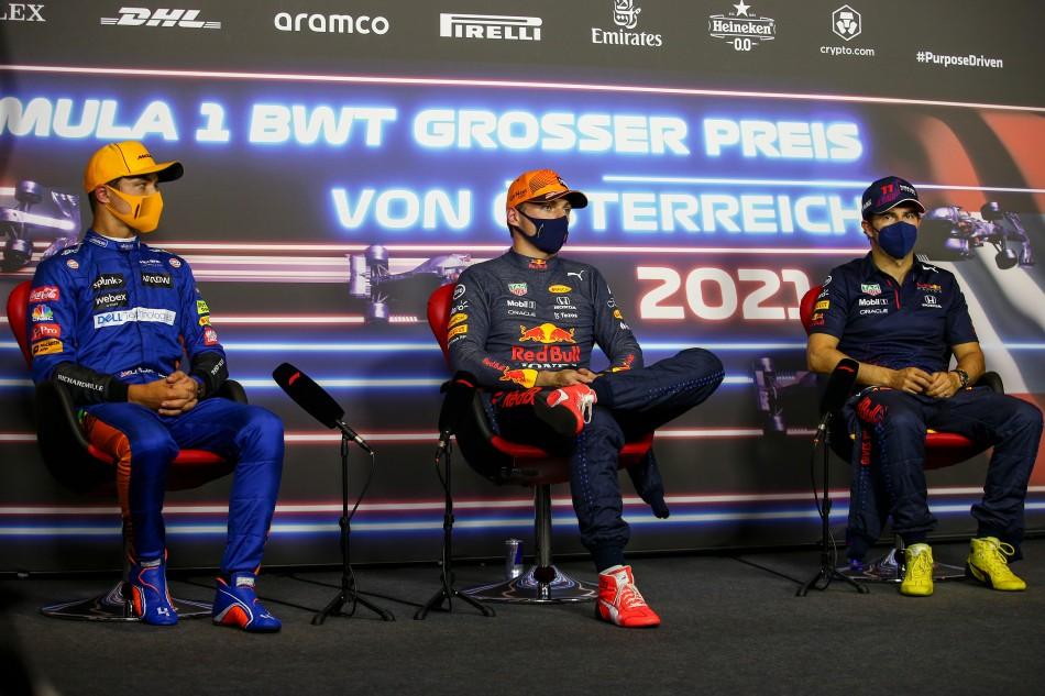 F1 – 2021 Austrian Grand Prix – Saturday Press Conference Transcript