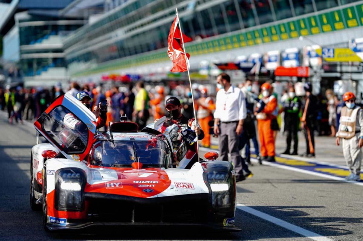 WEC – Toyota Take Drama Filled Victory In Italy – Porsche Beat Ferrari In Close Race