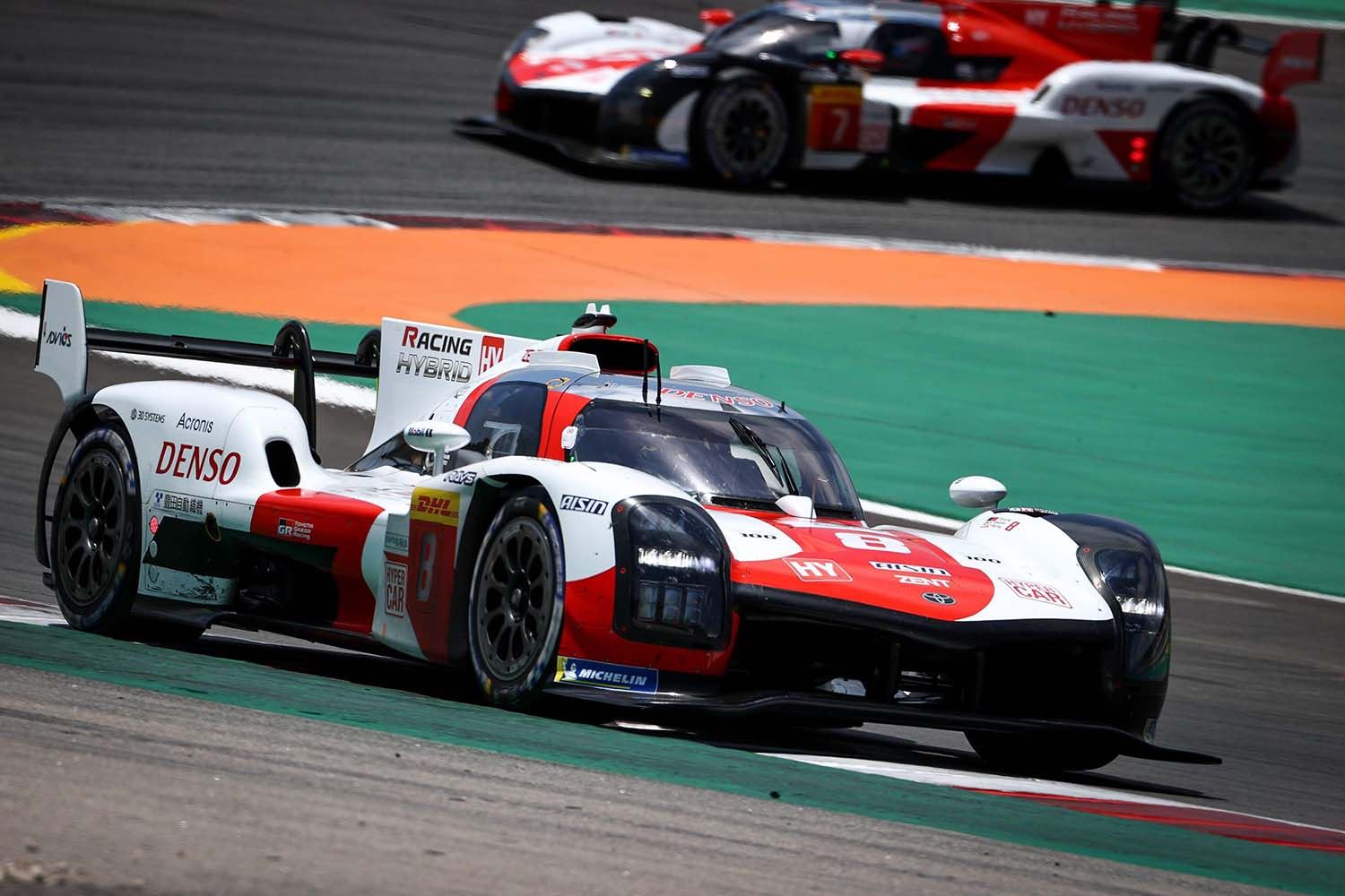 Toyota Gazoo Racing Motivated For Monza