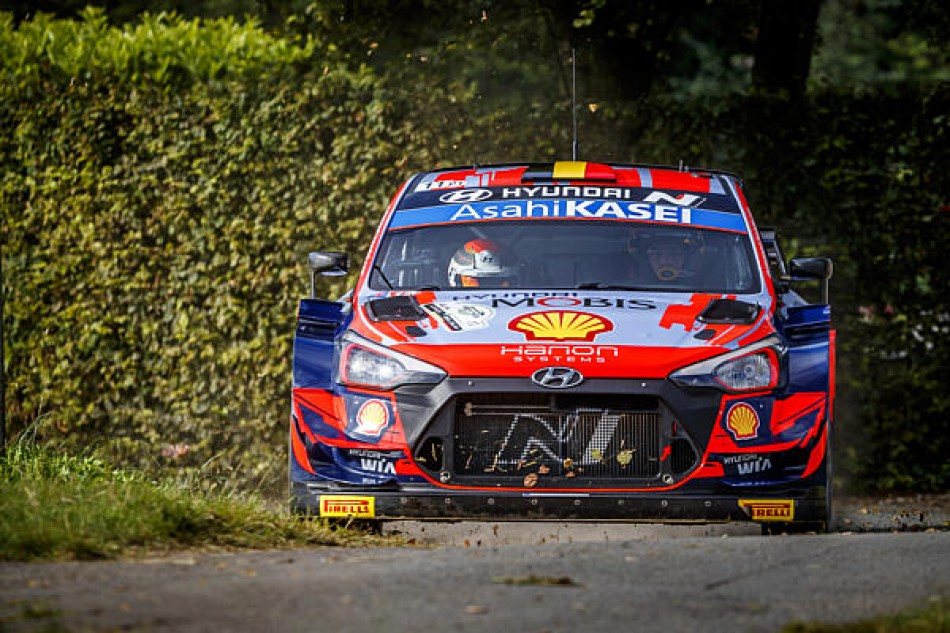 WRC- Neuville Pulls Clear In Saturday Morning Battle