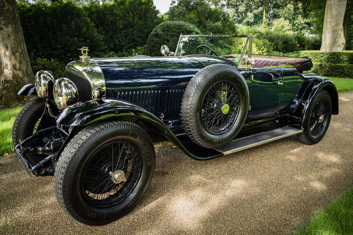 A Bountiful Collection Of Bentleys Joins Concours Of Elegance