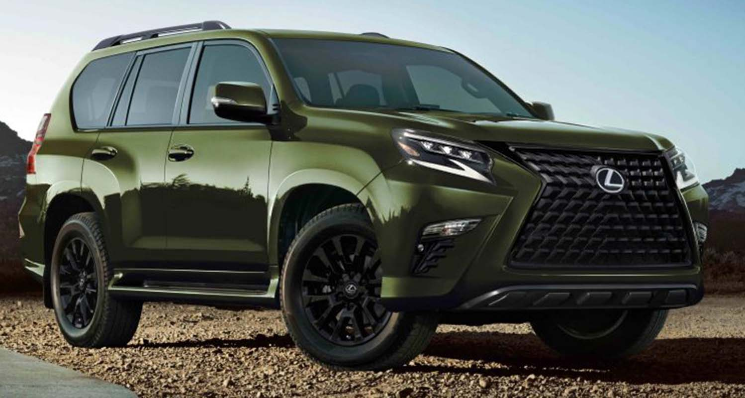 New Special Edition Brings Stunning Flair To Lexus GX Range