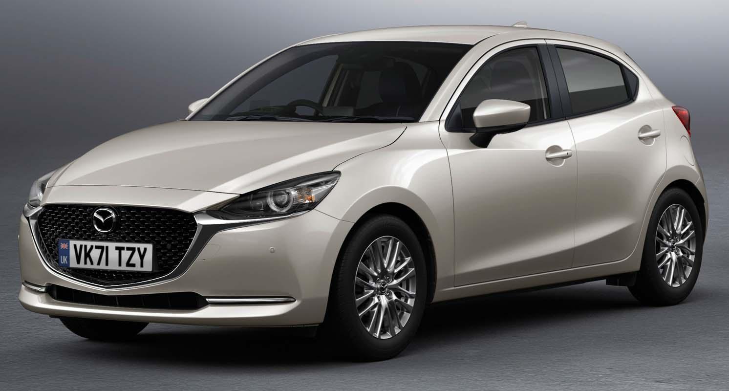 2022 Mazda2 –  Sophisticated and Prestigious Exterior Design