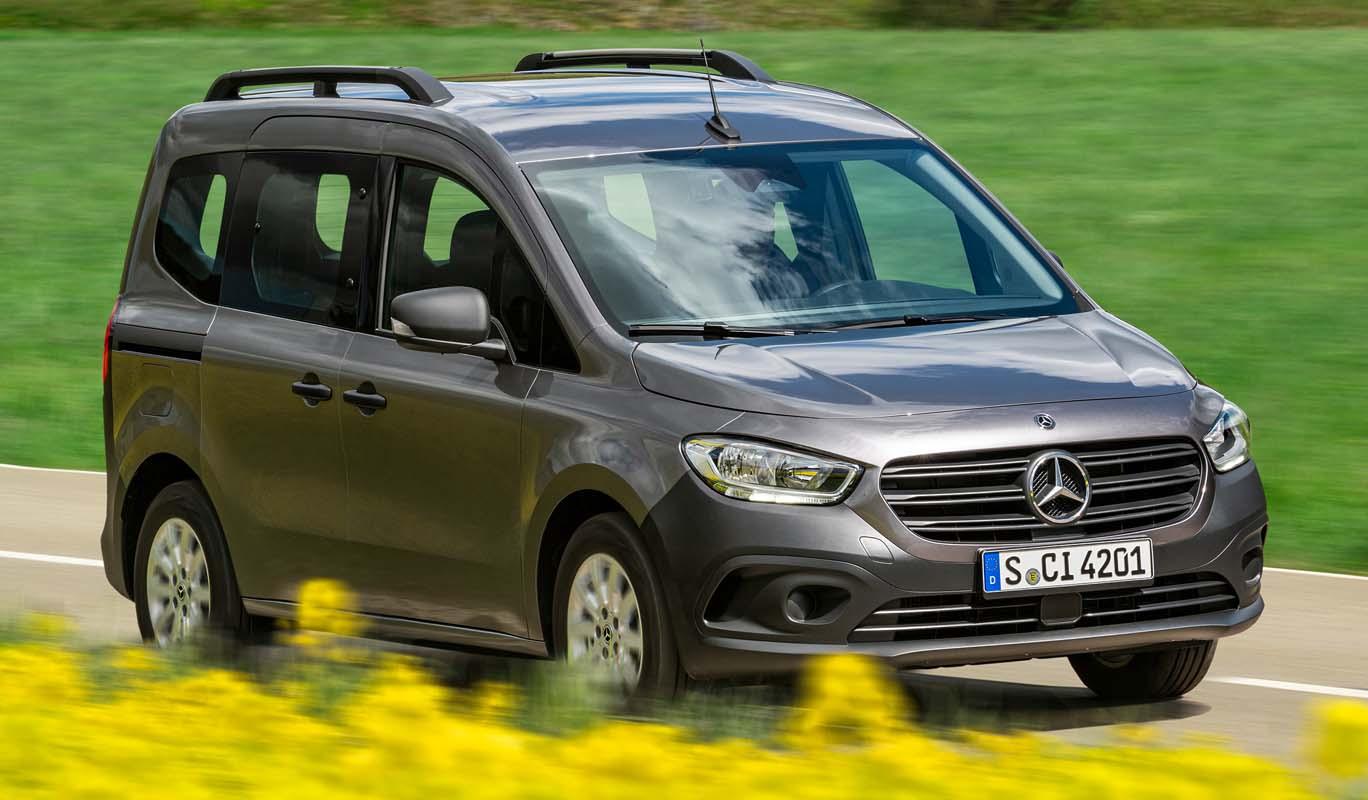 Sales Start For The New Mercedes-Benz Citan