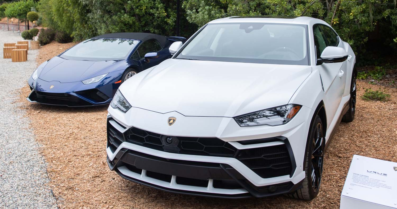 Lamborghini Opens Private Lounge During Monterey Car Week 2021