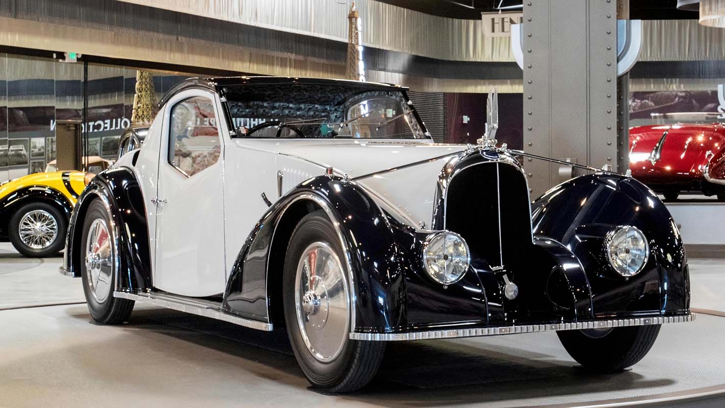 Concours Of Elegance 2021 – The Rarest Cars In The World