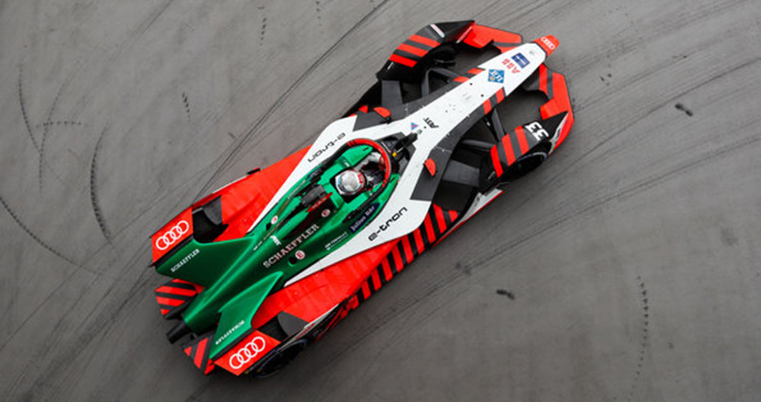 Formula E Journey Comes To An End For Audi