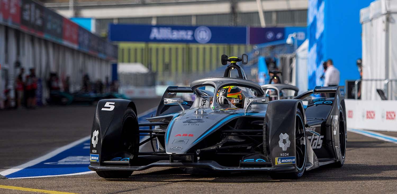 Mercedes-EQ Formula E Team Clinches Drivers' And Teams' World Championship Titles