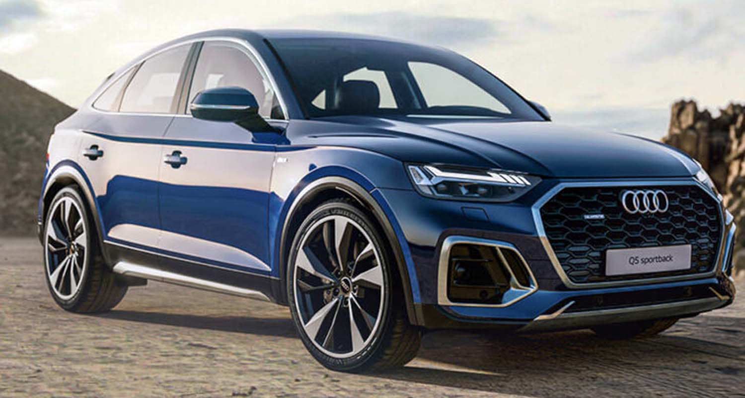 Audi Q5 Sportback and SQ5 Sportback now available in the Middle East