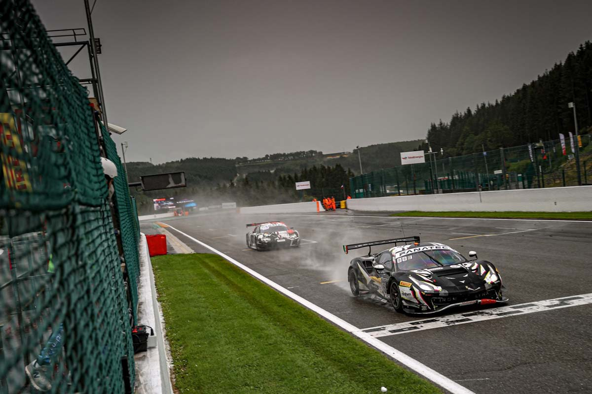 Iron Lynx Ferrari Takes TotalEnergies 24 Hours Of Spa Glory In Unforgettable Finish To 2021 Edition
