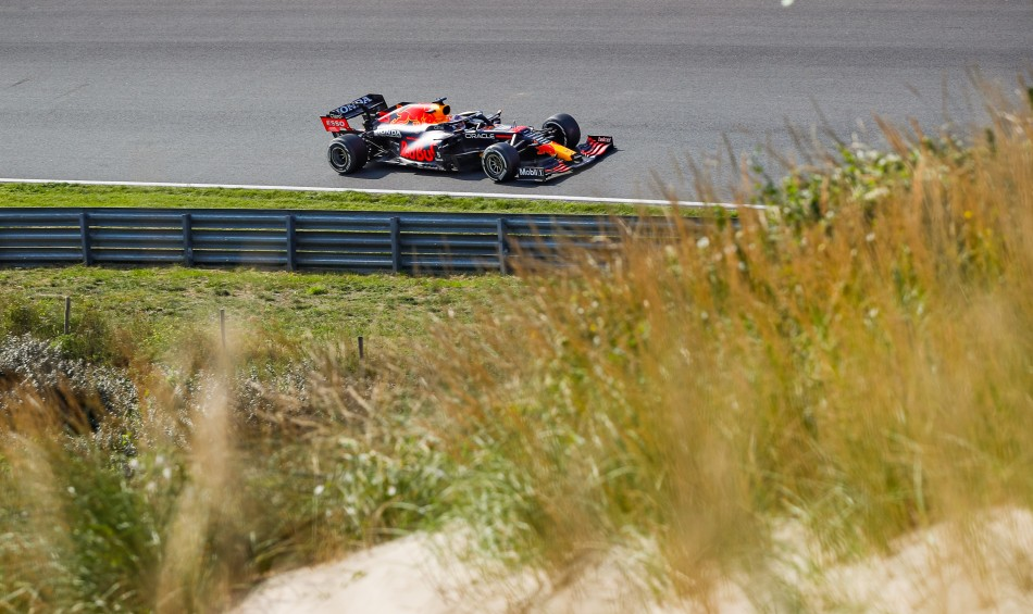 F1 – Verstappen Powers Clear In Final Practice For Dutch Grand Prix