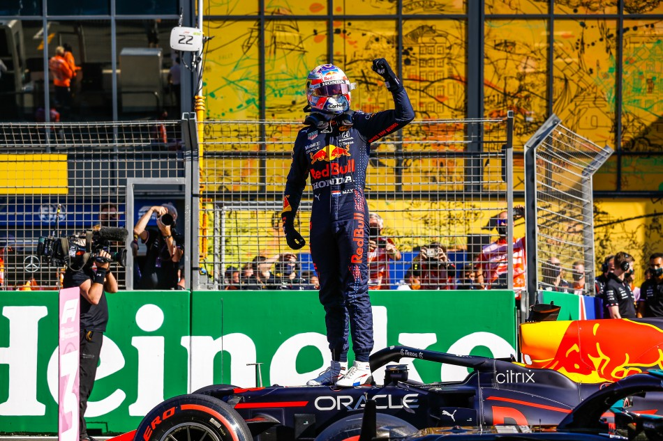 F1 – Verstappen Claims Pole Position For Home Dutch Grand Prix Ahead Of Hamilton And Bottas