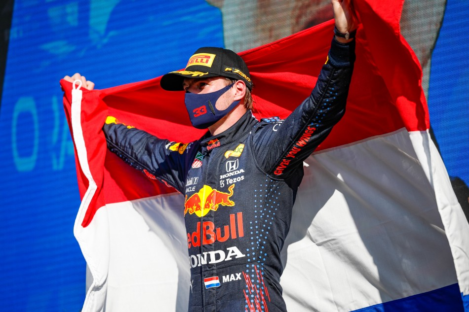 F1 – Verstappen Takes Home Victory At Zandvoort Ahead Of Hamilton And Bottas