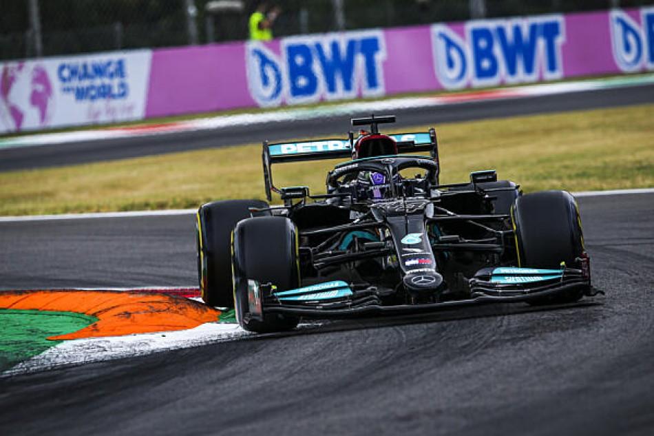 F1 – Hamilton Tops First Practice In Monza Ahead Of Verstappen, Bottas
