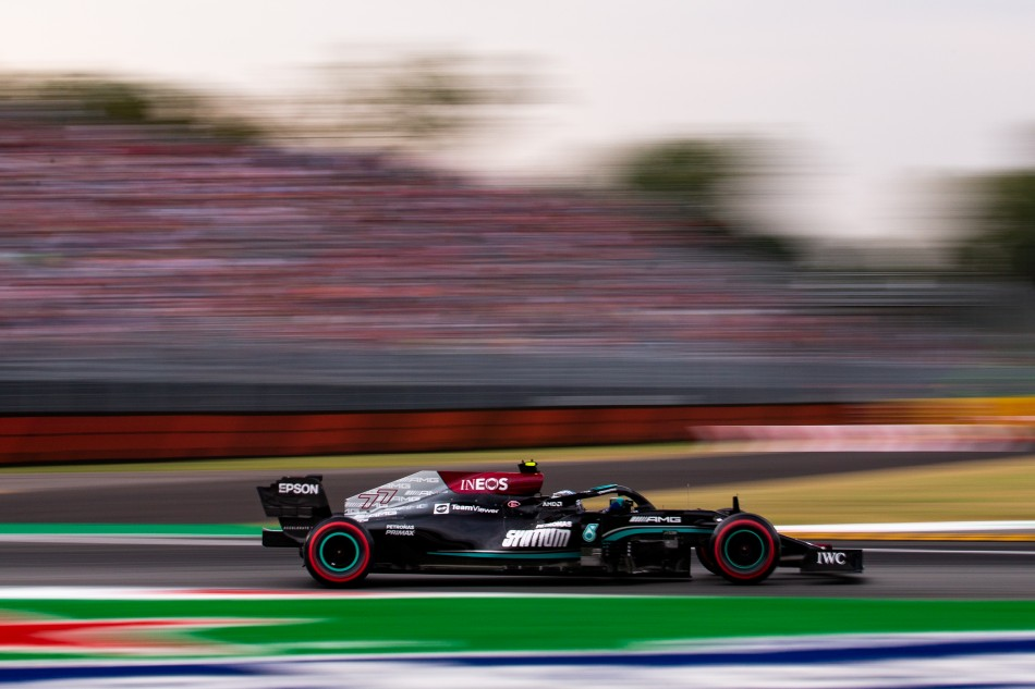 F1 – Bottas Takes P1 For Sprint Qualifying In Monza Ahead Of Hamilton And Verstappen