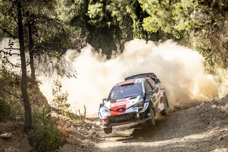 WRC – Rovanperä On Top In Greece, Troubles For Evans And Neuville