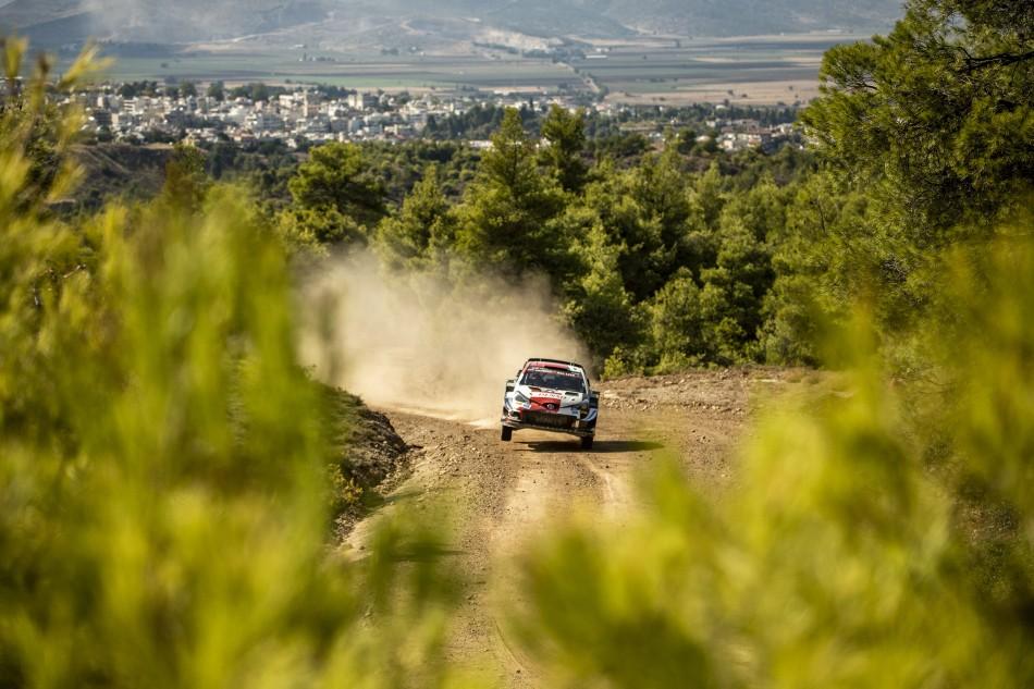 WRC – Unstoppable Rovanperä Consolidates Acropolis Lead
