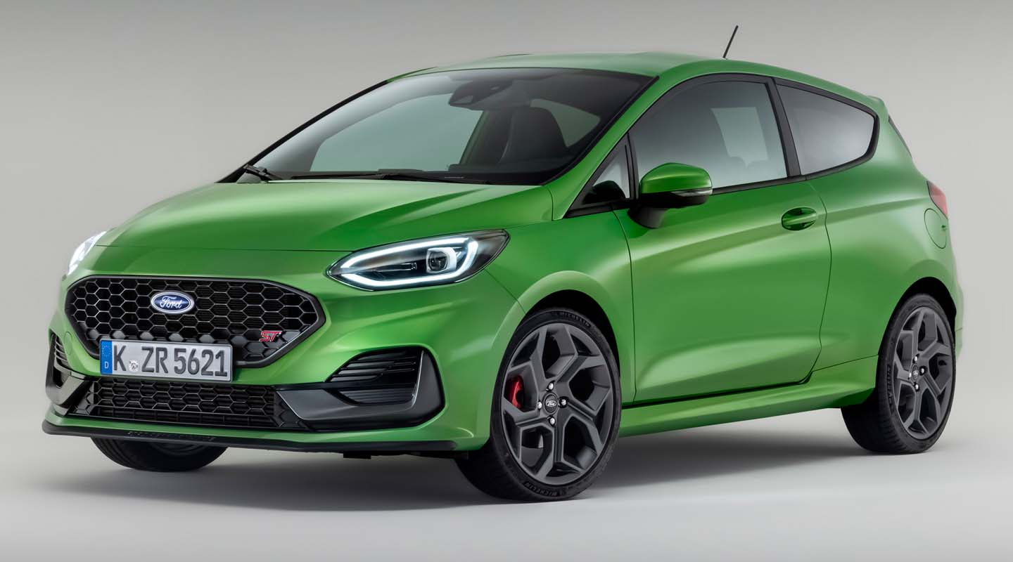 Ford  Fiesta (2022) – Connected, Electrified, Confident And Ready For The Future