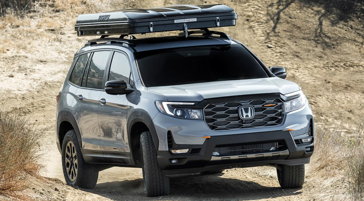 Honda Passport Rugged Roads Project – Equipped For Adventure