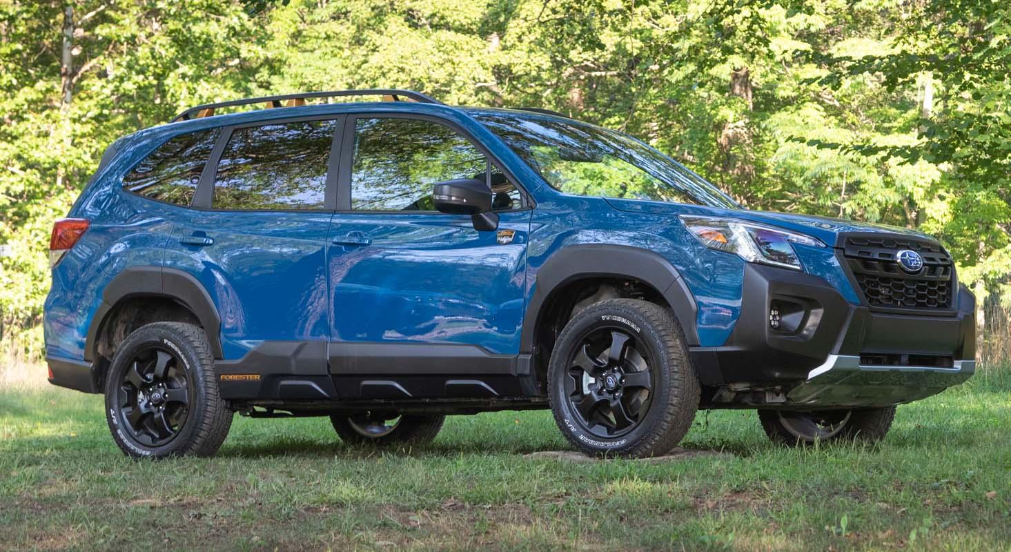 Subaru Forester Wilderness (2022)