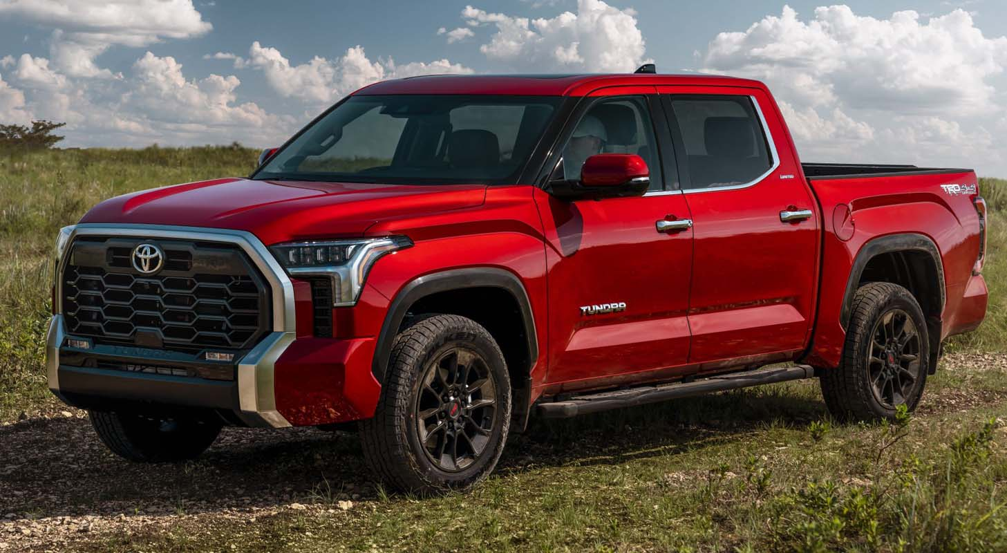 The All-New Toyota Tundra (2022) – Absolute Powerhouse