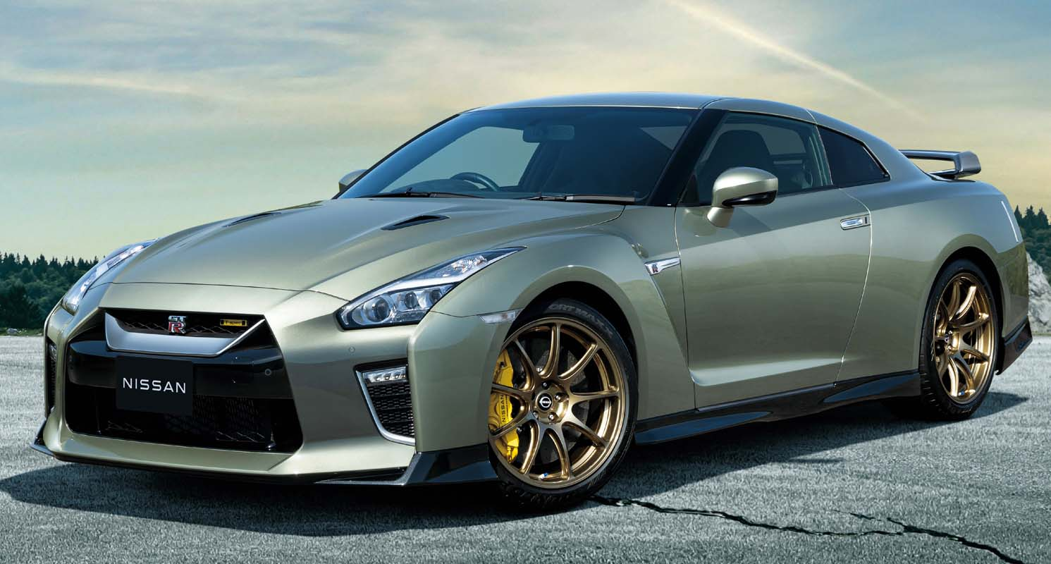 New Nissan GT-R T-Spec (2022) Unveiled