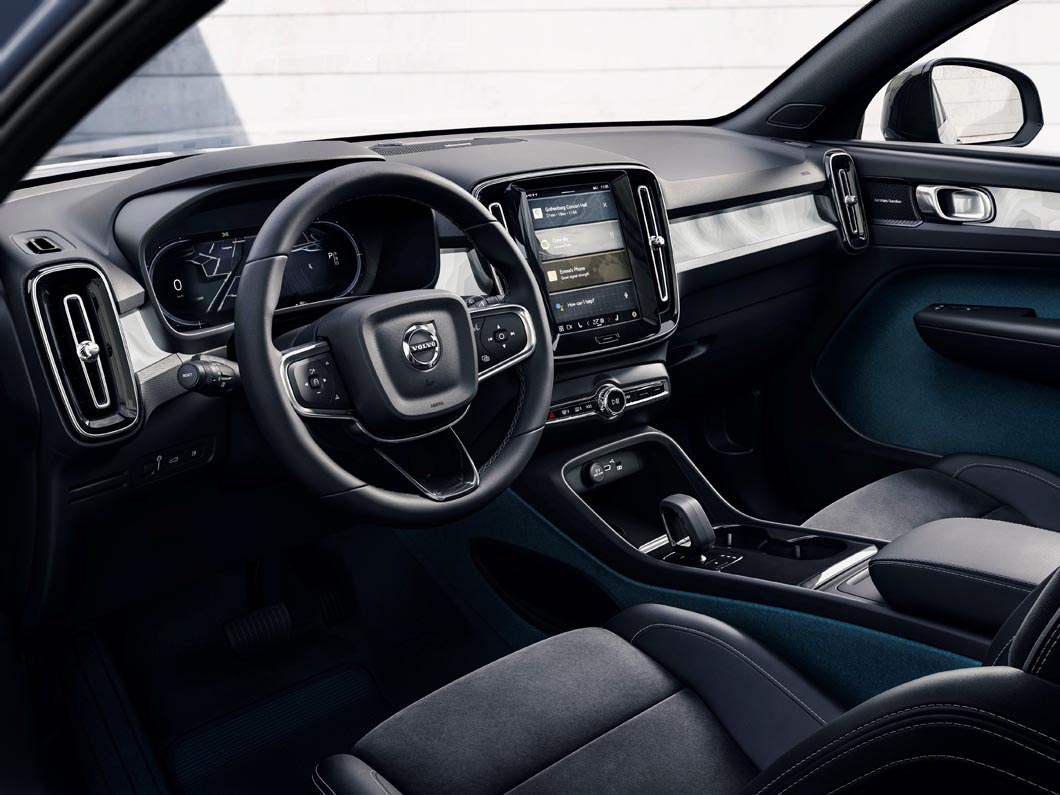 Volvo Cars To Go Leather-Free In All Pure Electric Cars As Part Of Animal Welfare Ambitions