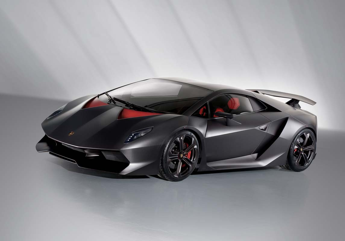 Automobili Lamborghini And Composite Materials – More Than 35 Years Of History Told In 12 Chapters