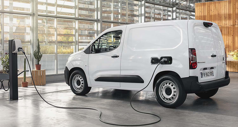 Citroën Ë-Berlingo Van: The Electric Version Of The Benchmark Van Enters The Catalogue