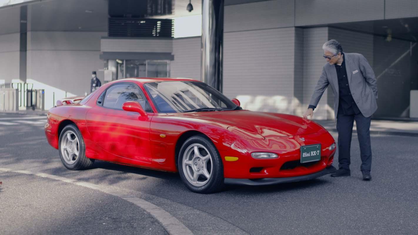 30 Years | Mazda X Bose – The Beginning: Mazda RX-7