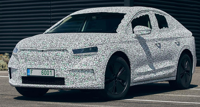 ŠKODA ENYAQ COUPÉ IV: Electromobility At Its Most Elegant