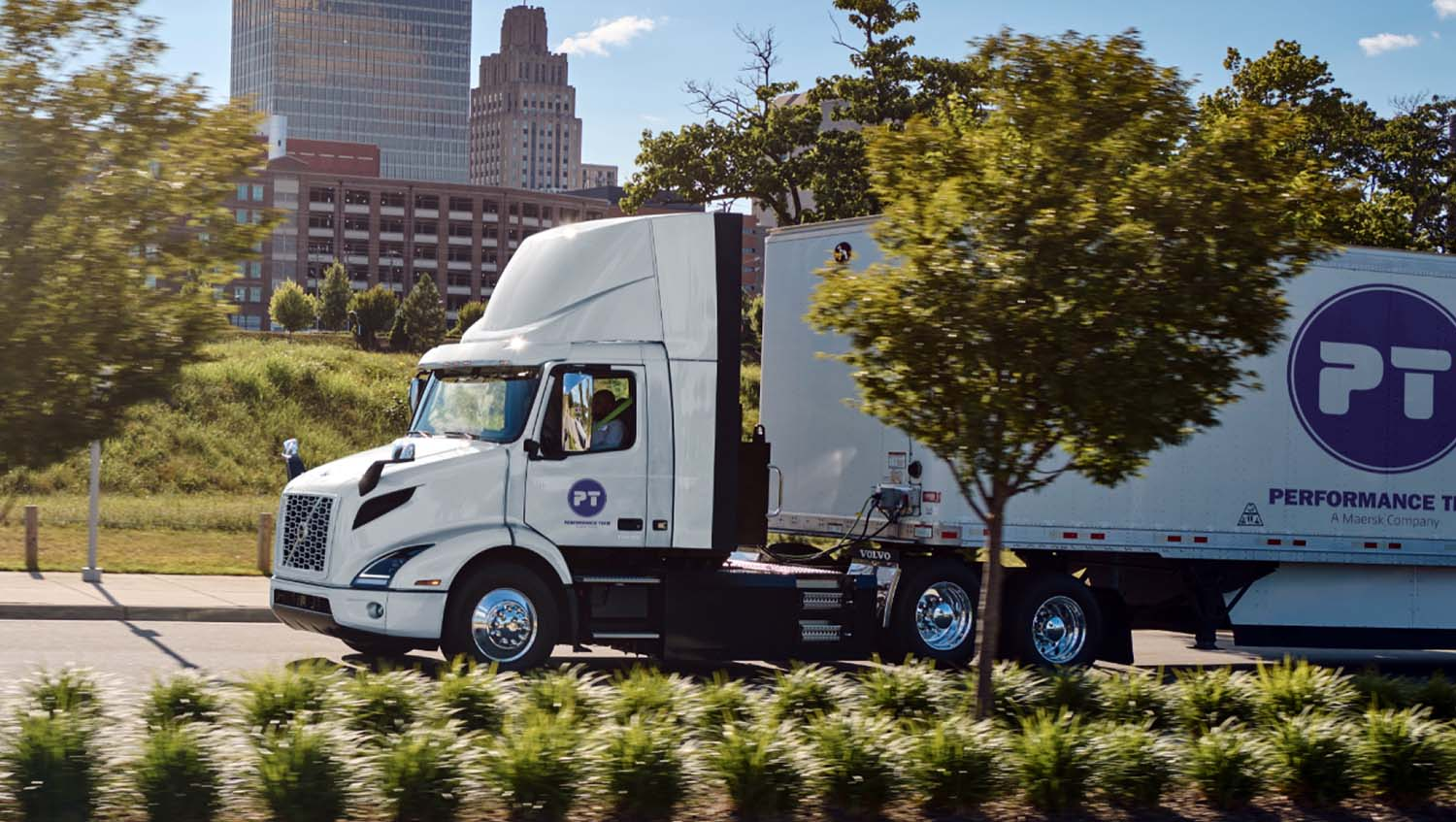 Volvo Takes Largest Order Of Electric Trucks In North America