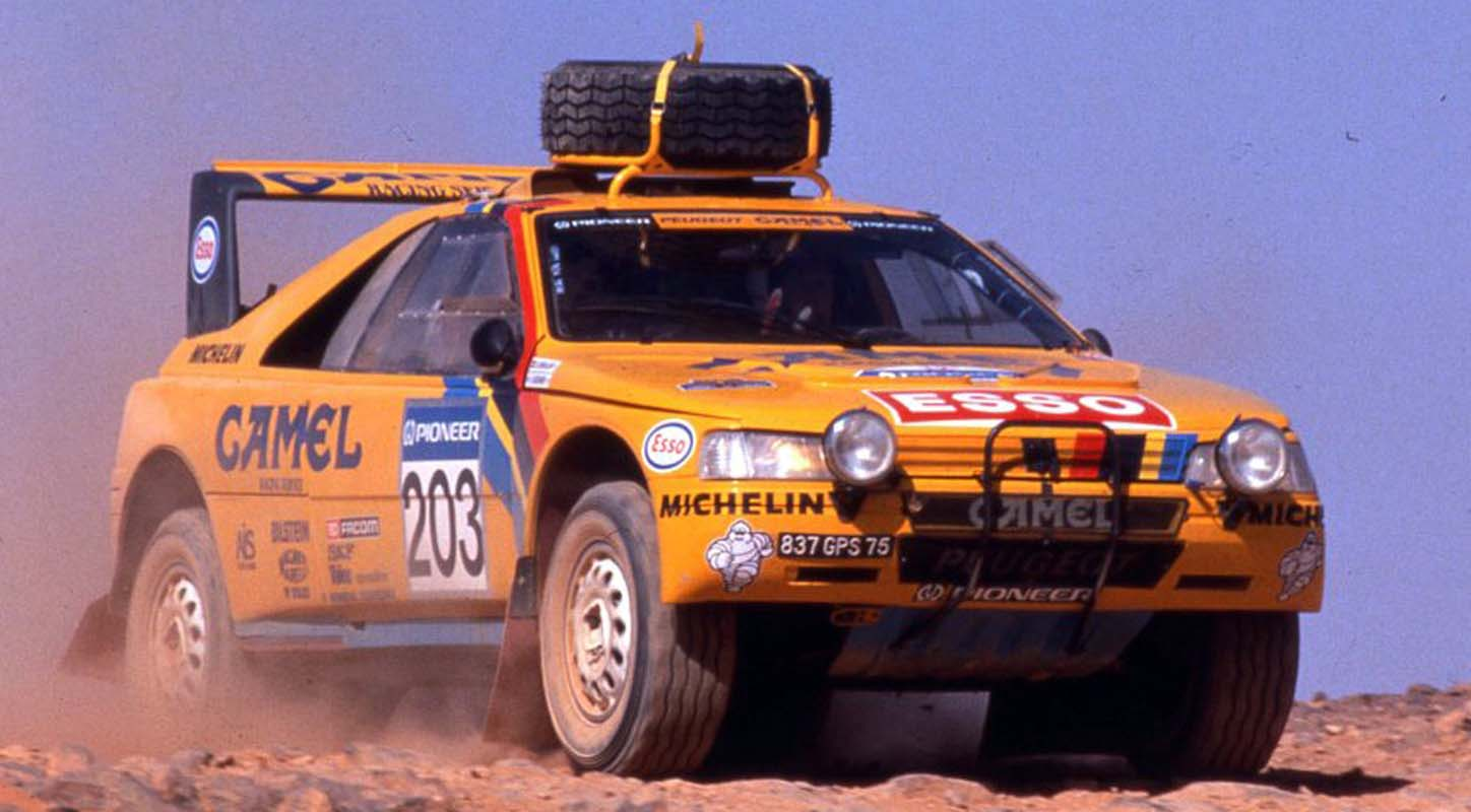 40 Years of Peugeot Sport: Innovation And Success