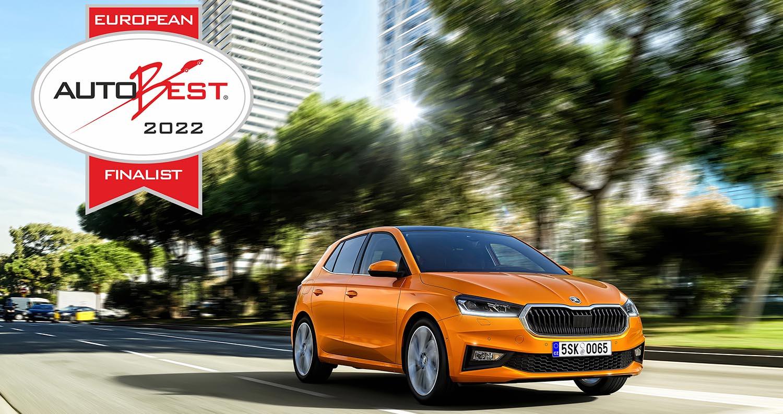 Škoda Fabia Shortlisted For European AUTOBEST Award