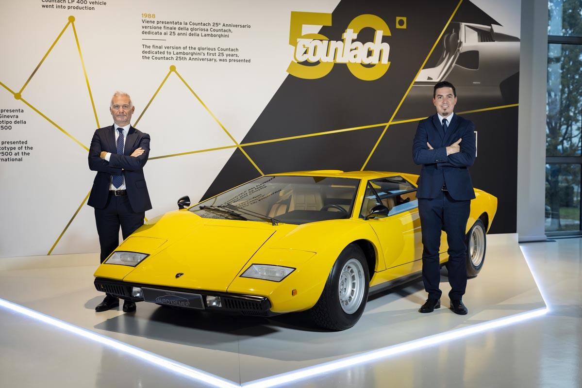Automobili Lamborghini Announces Two New Appointments