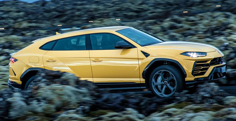 Automobili Lamborghini Accelerates The Path To Decarbonization