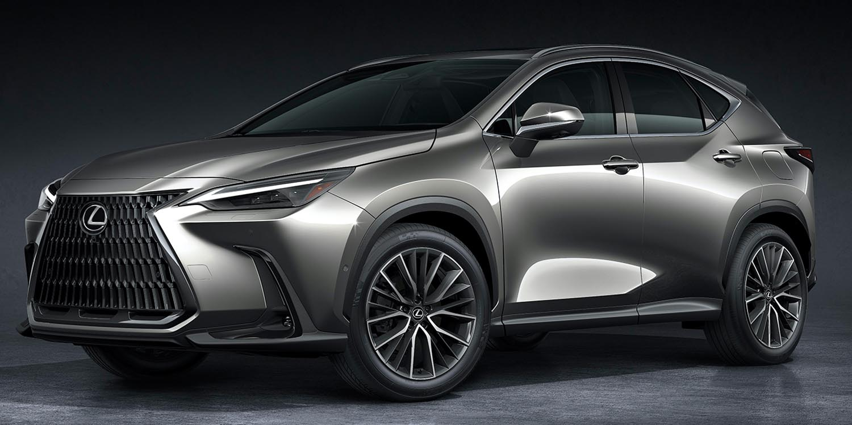 All-New Lexus NX Australian Specifications Confirmed