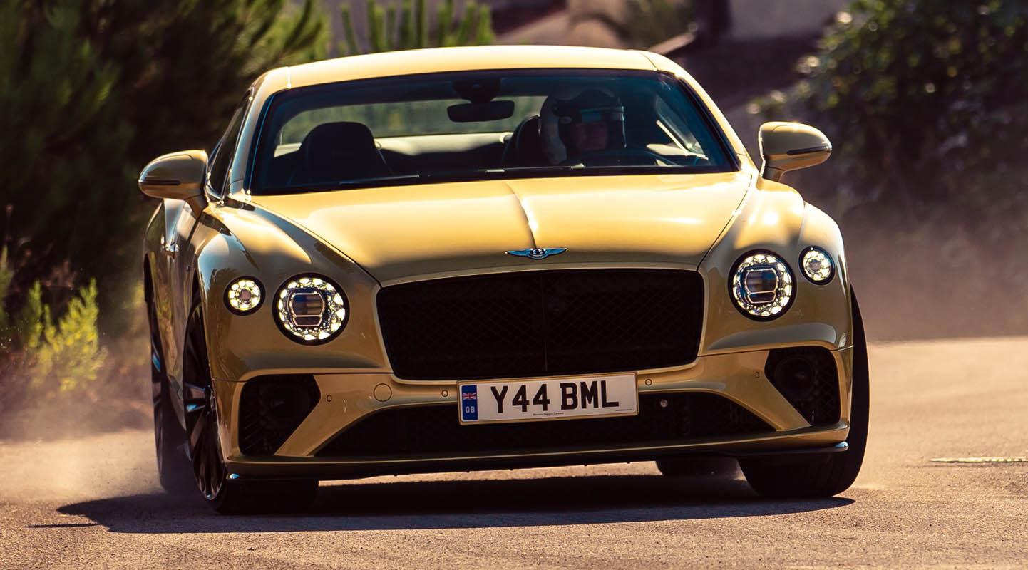 Continental Drift – A New Film From Bentley Motors