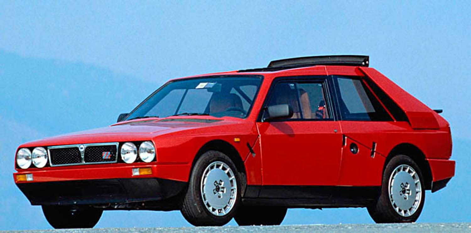 Lancia Delta S4 – The Rally Group B Legend